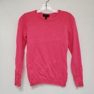 Pink Charter Club Luxury Cashmere Sweater